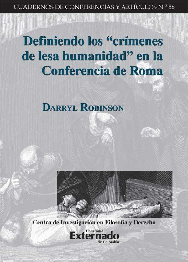 """Definiendo los """"crímenes de lesa humanidad"""" en la Conferencia de Roma"""