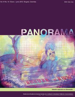 Panorama: edición especial  en Educación Vol. VI No. 10
