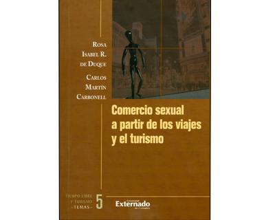 Comercio sexual a partir de los viajes y el turismo