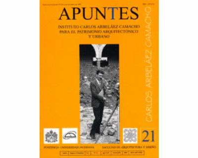Apuntes No. 21 Vol. 6. Carlos Arbeláez Camacho