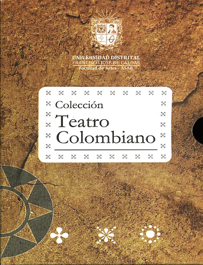 Colección Teatro colombiano-COMPLETA