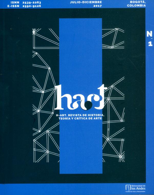H-ART. Revista de historia, teoría y crítica de arte No.1