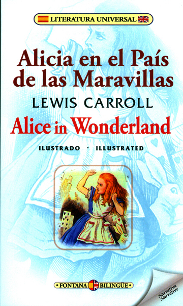 Alicia en el país de las maravillas- Alice in wonderland