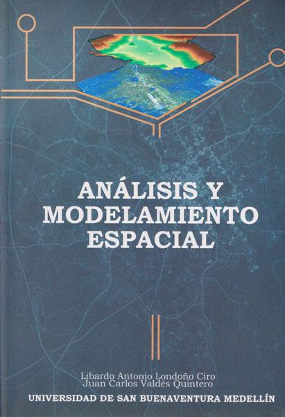 Análisis y modelamiento espacial
