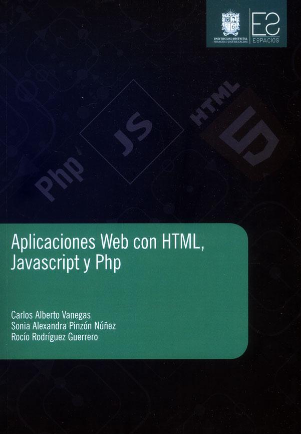 Aplicaciones web con html, javascript y php