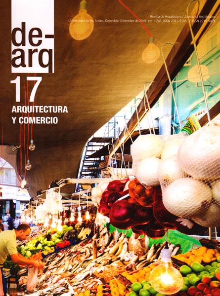 Revista dearquitectura:  Arquitectura y comercio No. 17