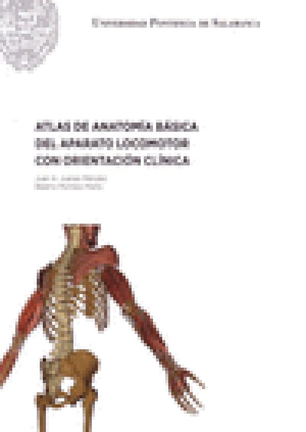 Libro Impreso Atlas De Anatomía Básica Del Aparato Locomotor Con ...