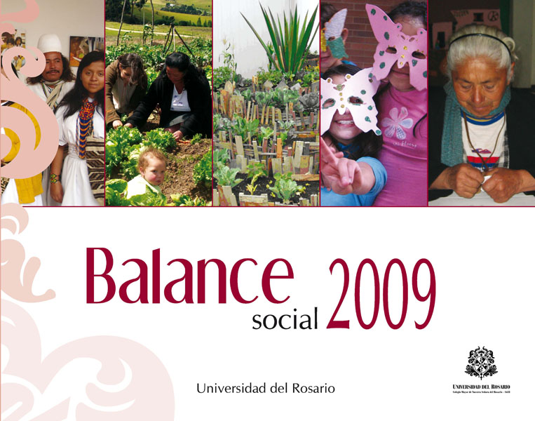 Balance social 2009