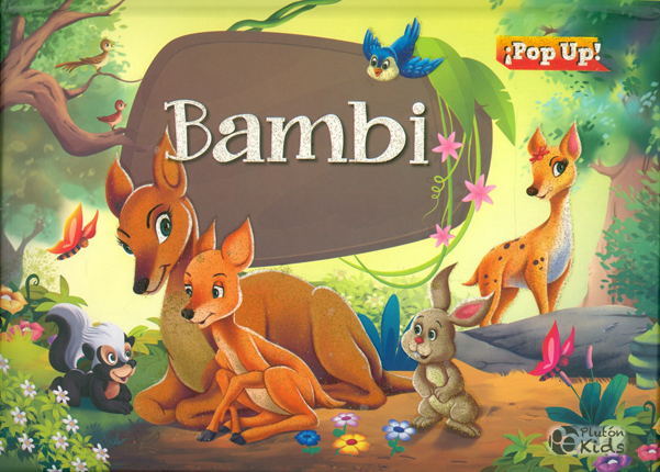 Bambi. ¡Pop Up!