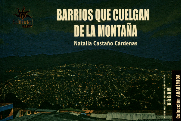 Barrios que cuelgan de la montaña
