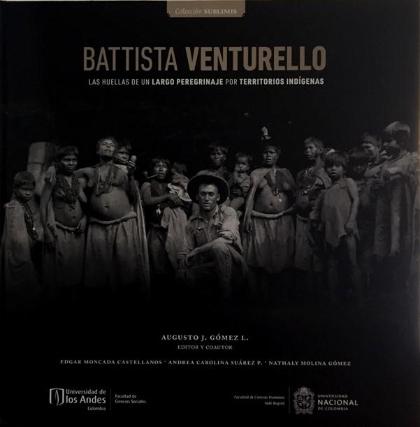 Battista Venturello. Las huellas de un largo peregrinaje por territorios indígenas