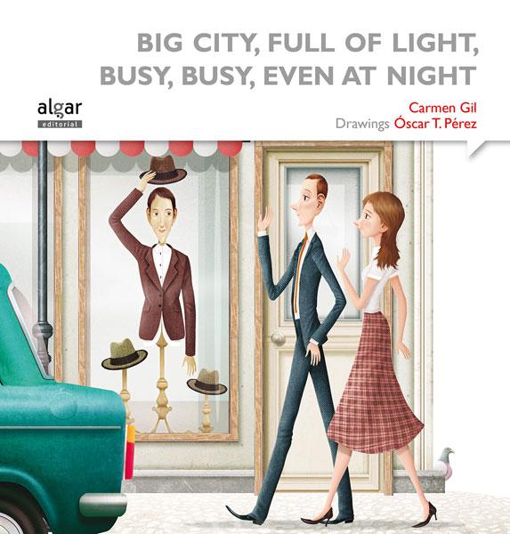 Big City, Full of Light, Busy, Busy, Even at Night (Edición Ingles)