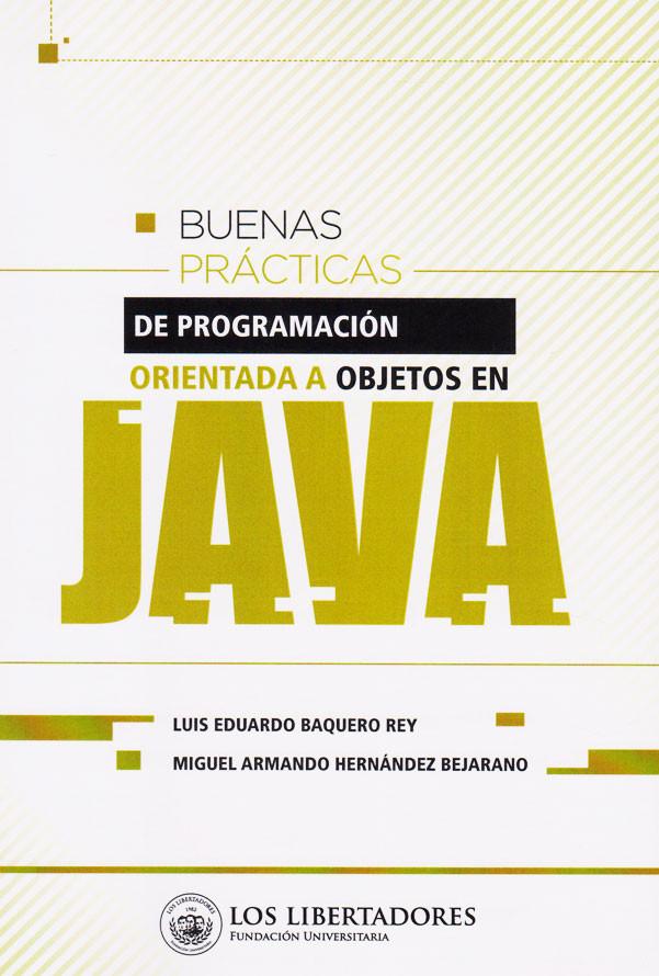 Buenas prácticas de programación orientada a objetos en Java