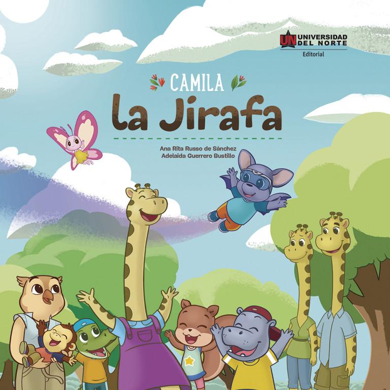 Camila la jirafa