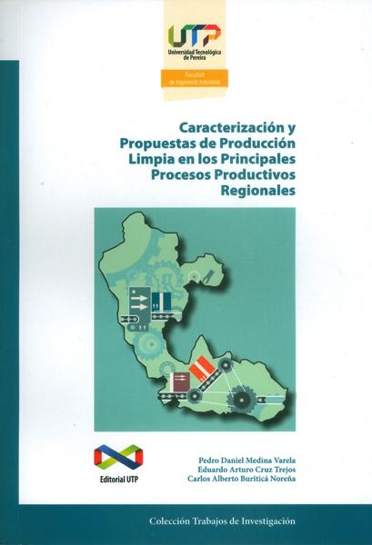 Caracterización y propuestas de producción limpia en los principales procesos productivos regionales