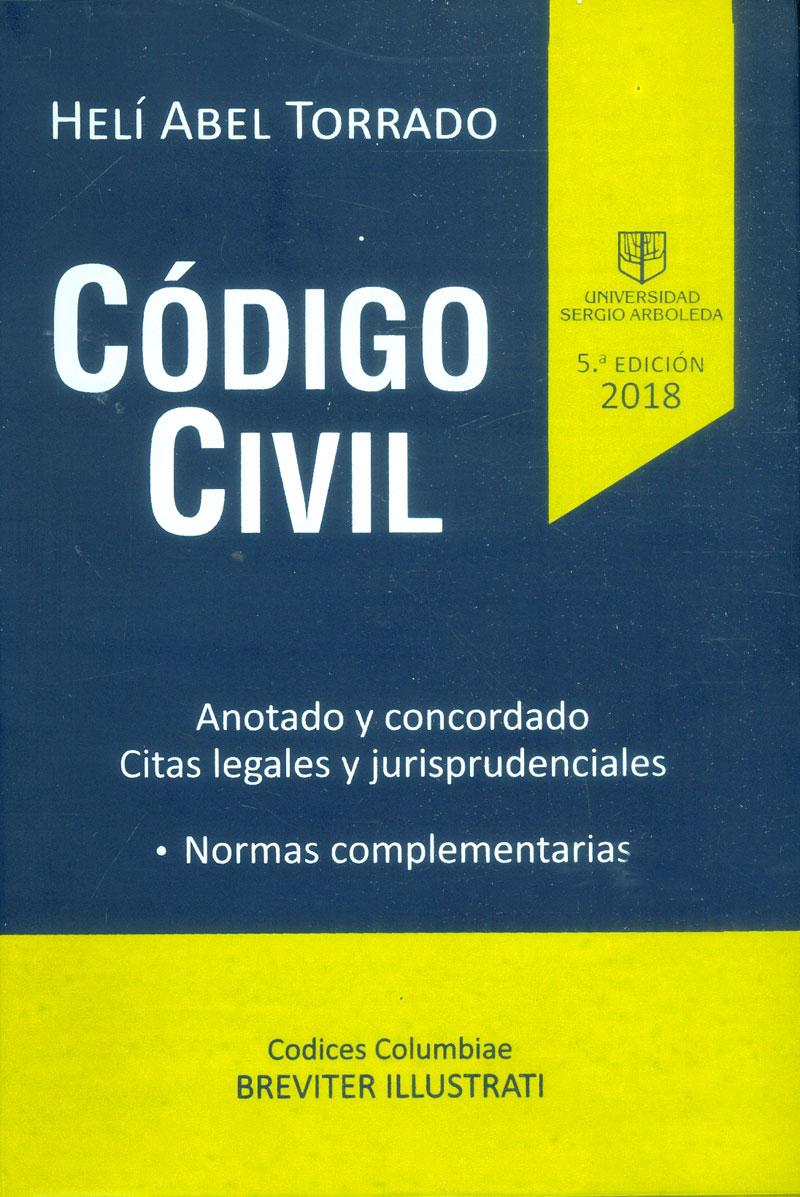 Código Civil (5a Edición ) 2018