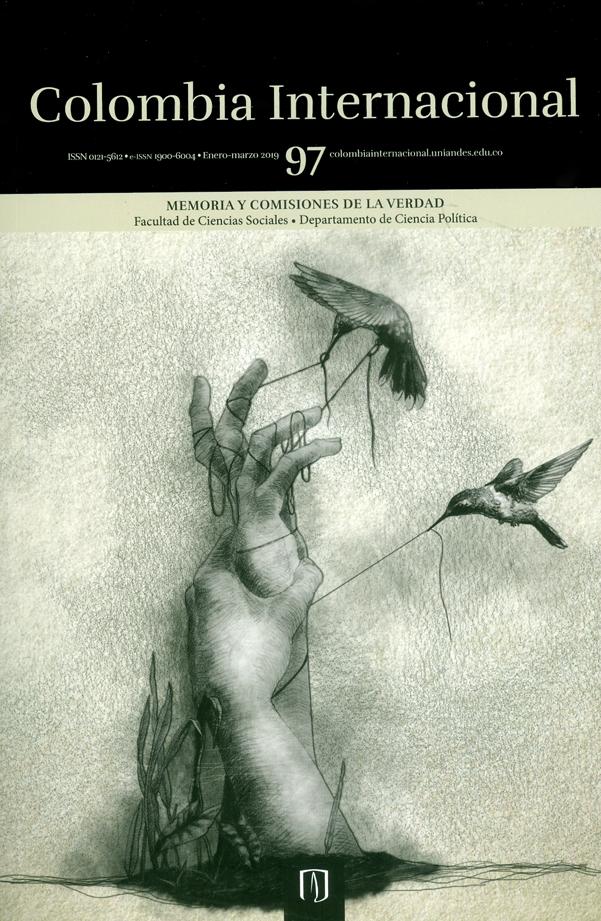 Colombia Internacional. Memoria y comisiones de la verdad. N° 97