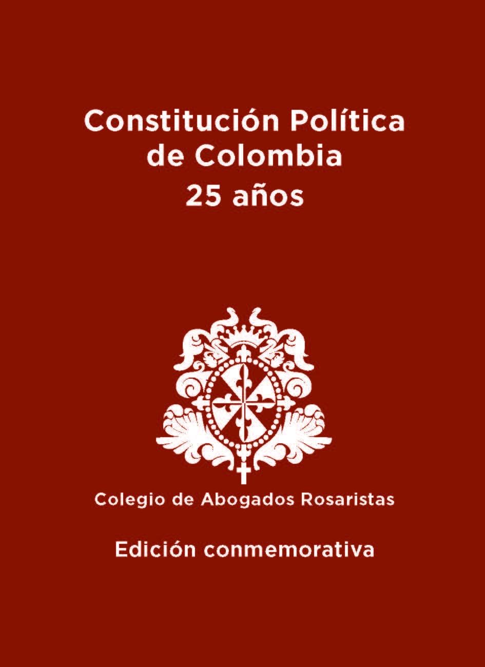 Constitución Política de Colombia 25 años