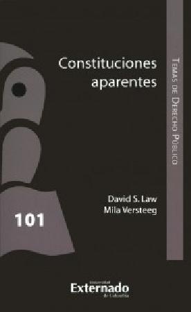 Constituciones aparentes. Temas de Derecho Público N.° 101