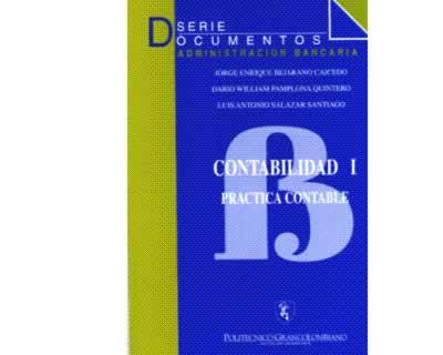 Contabilidad I:  práctica contable