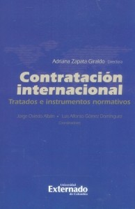 Contratación internacional. Tratados e instrumentos normativos