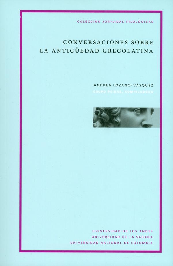 Conversaciones sobre la antigüedad grecolatina