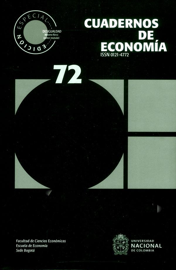 Cuadernos de economía No.72