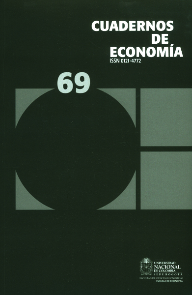 Cuadernos de Economía No.69