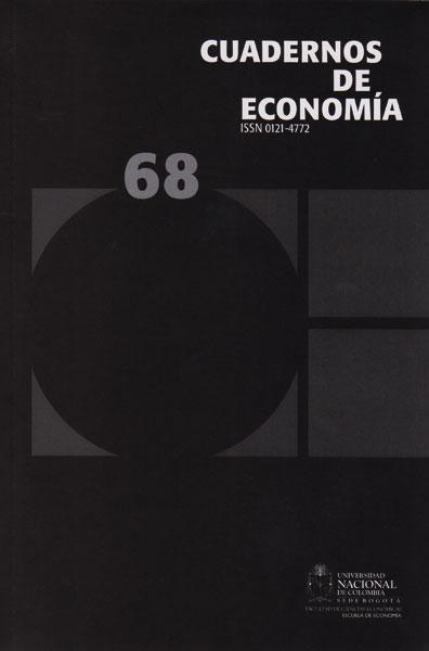 Cuadernos de Economia No.68