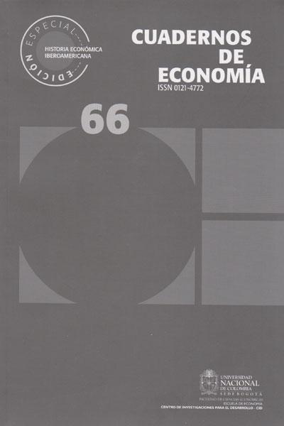 Cuadernos de Economia No. 66