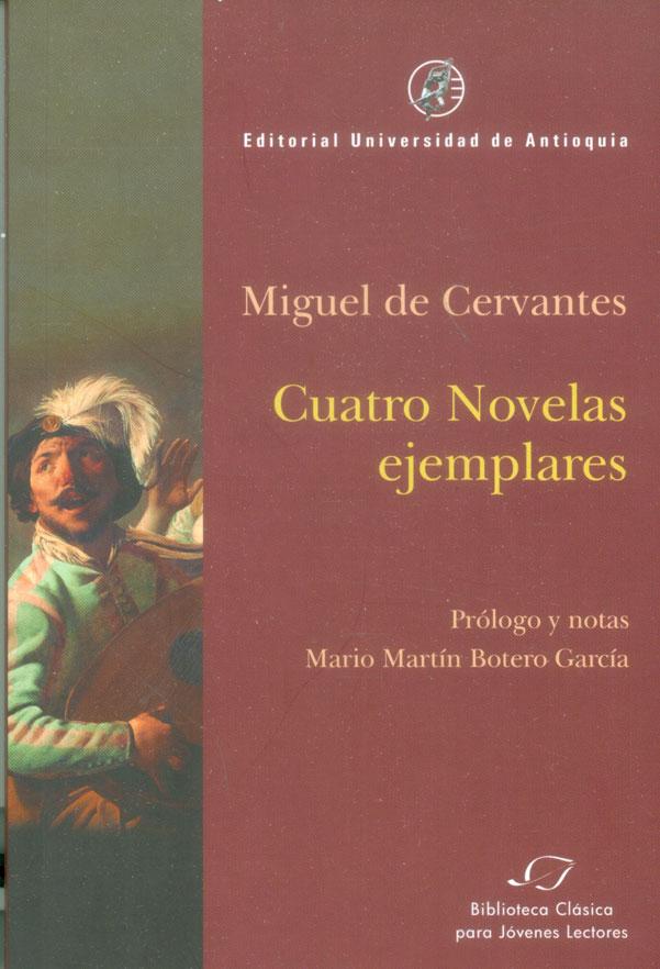 Cuatro novelas ejemplares