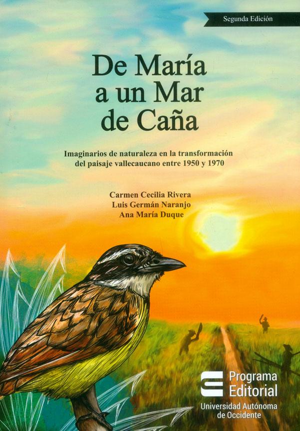 De María a un Mar de Caña. Imaginarios de naturaleza en la transformación del paisaje vallecaucano entre 1950 y 1970 (Segunda Edición)