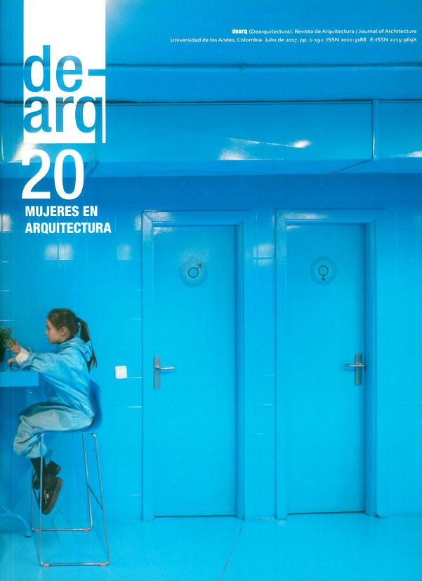 Revista dearquitectura:Mujeres en arquitectura No.20