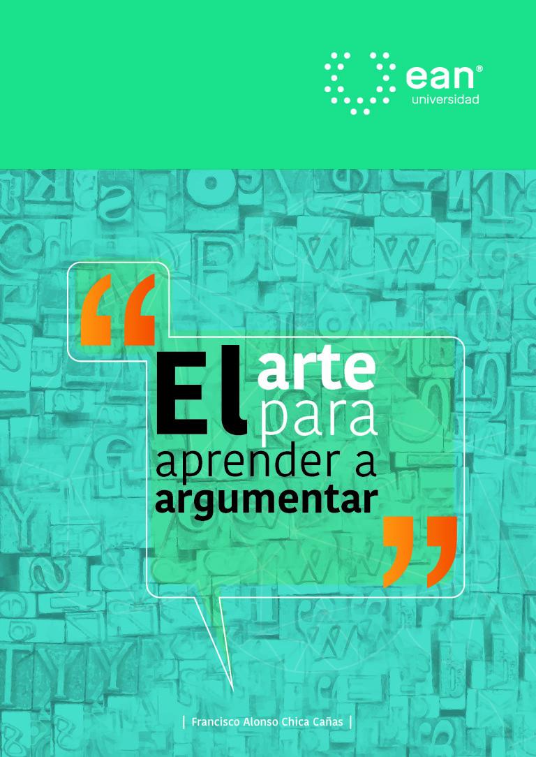 El arte para aprender a argumentar