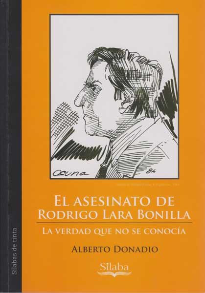 El asesinato de Rodrigo Lara Bonilla