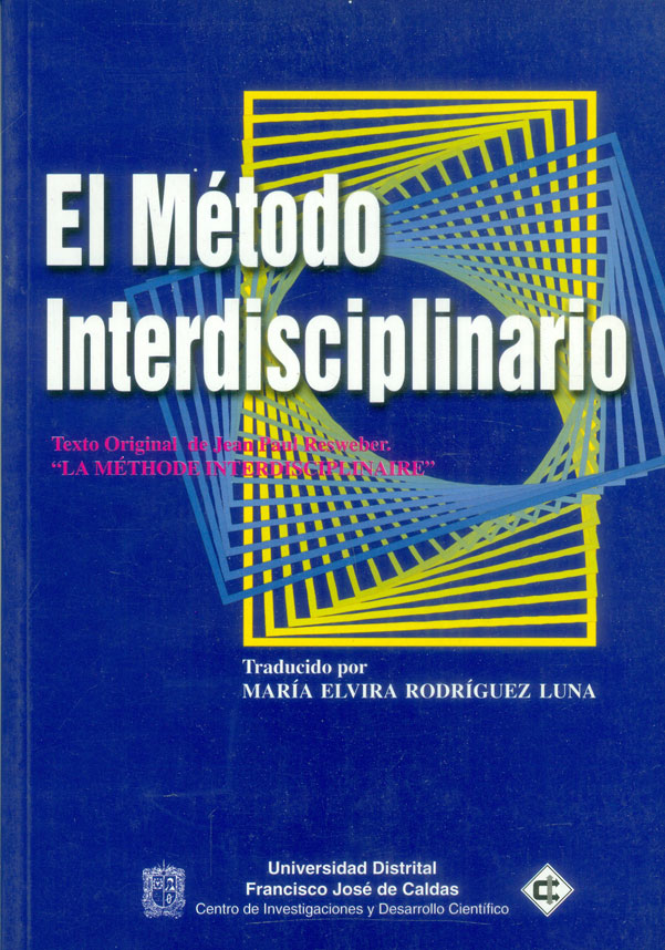 El método interdisciplinario