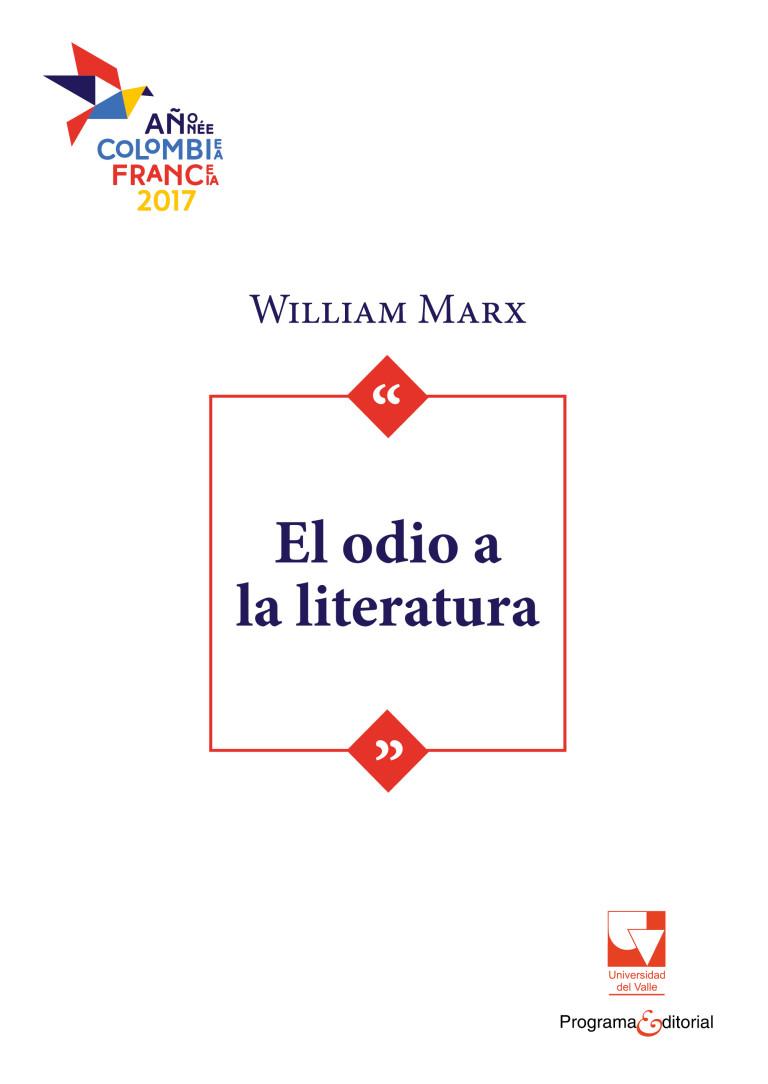 El odio a la literatura