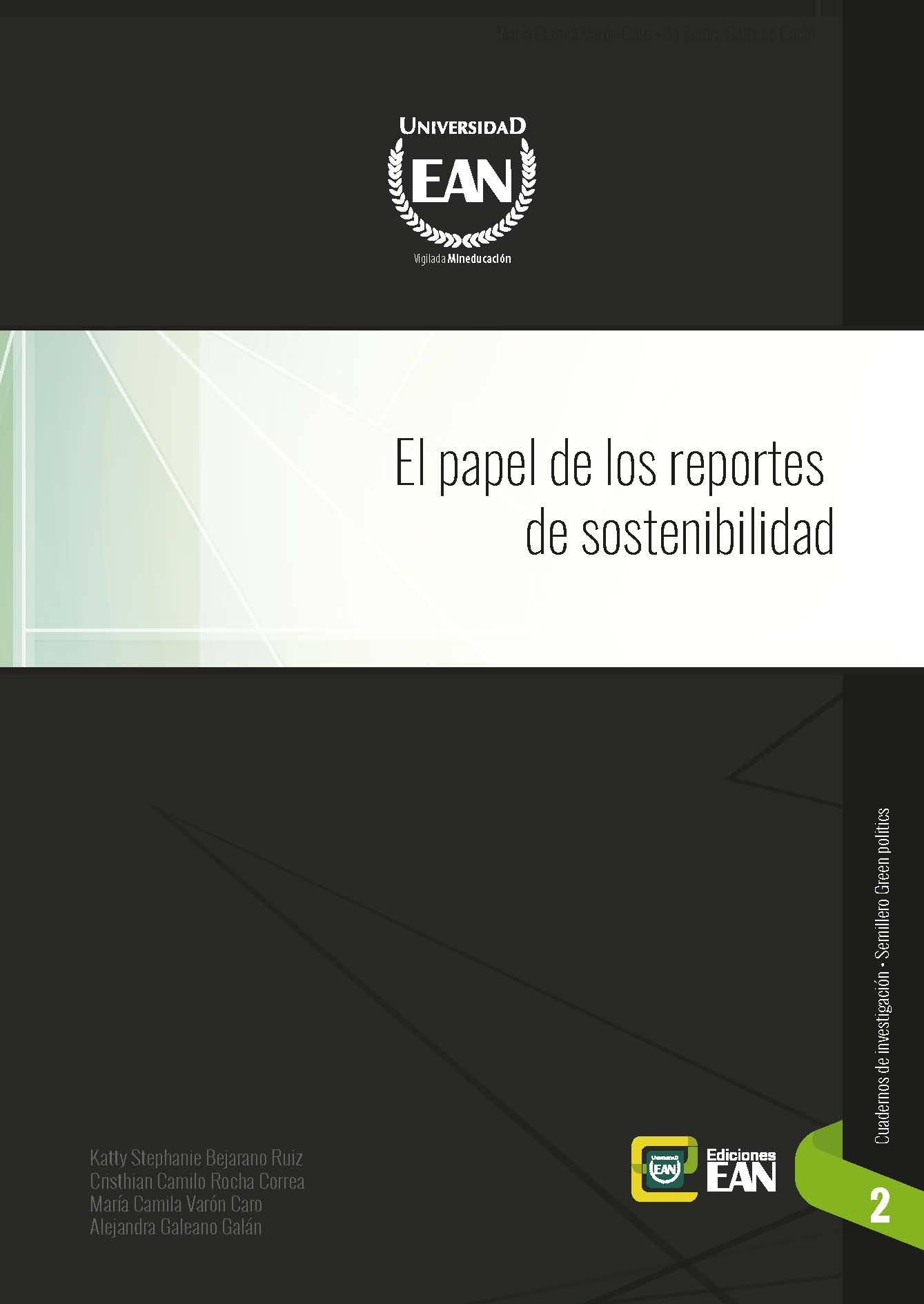 El papel de los reportes de sostenibilidad