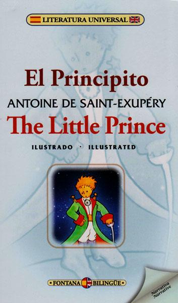 El principito / The little prince ( Edición Bilingüe)