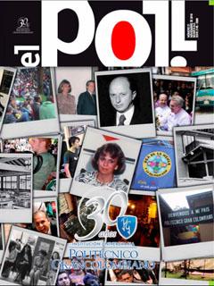 Revista El Poli No. 21. Politécnico Grancolombiano 30 años