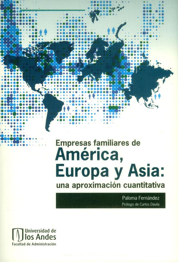 Empresas familiares de América, Europa y Asia: una aproximación cuantitativa