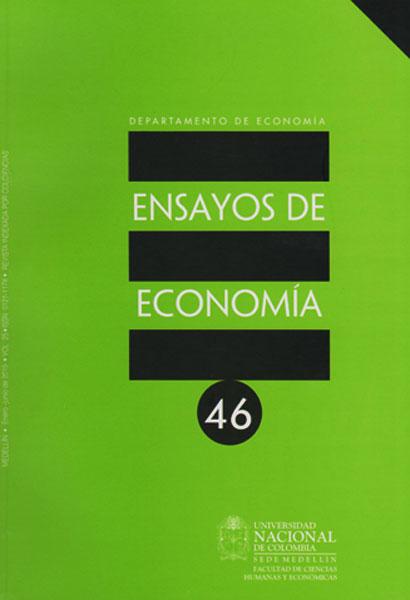 Ensayos de Economía