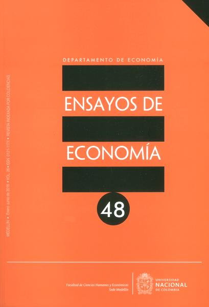 Ensayos de economía No.48