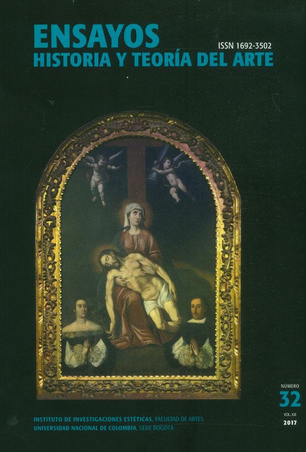 Ensayos , historia y teoría del arte Vol. XXI No. 32