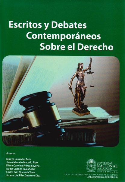 Escritos y debates contemporáneos sobre el derecho