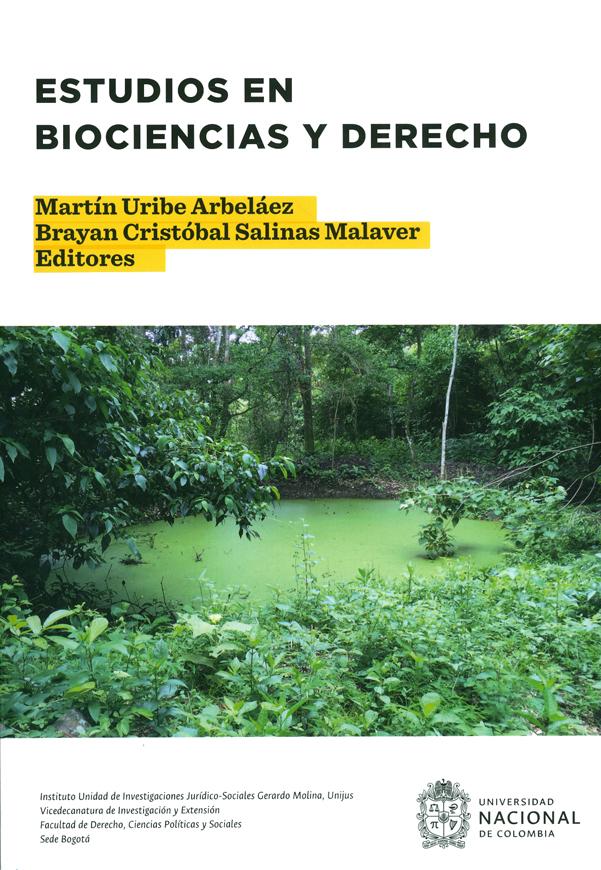 Estudios en biociencias y derecho
