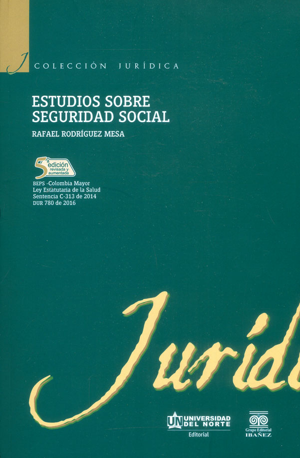 Estudios sobre seguridad social (5 Edición)