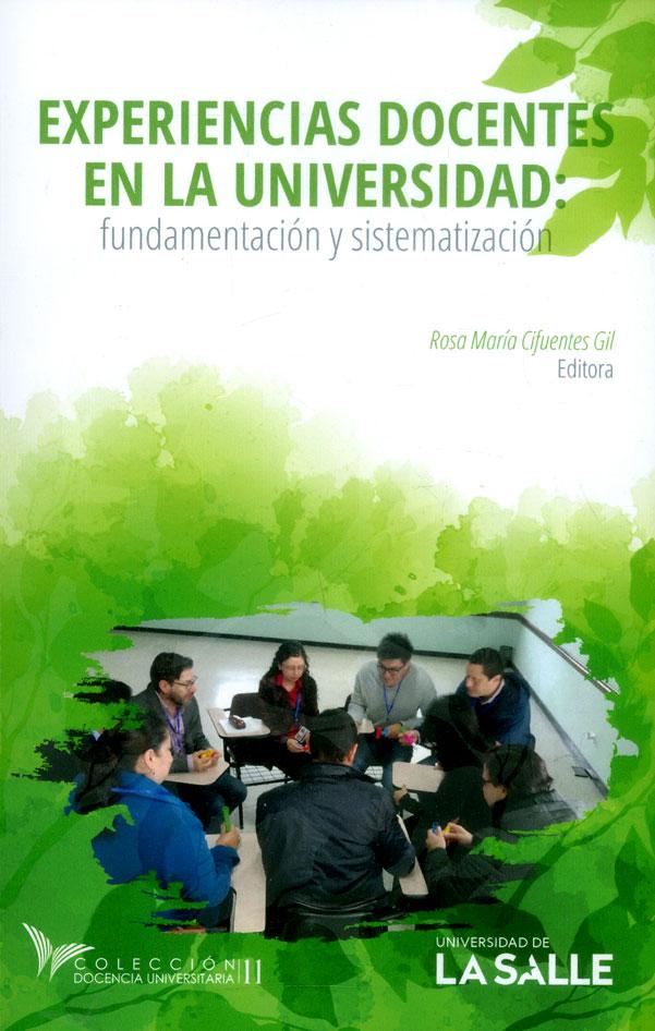 Experiencias docentes en la universidad: fundamentación y sistematización
