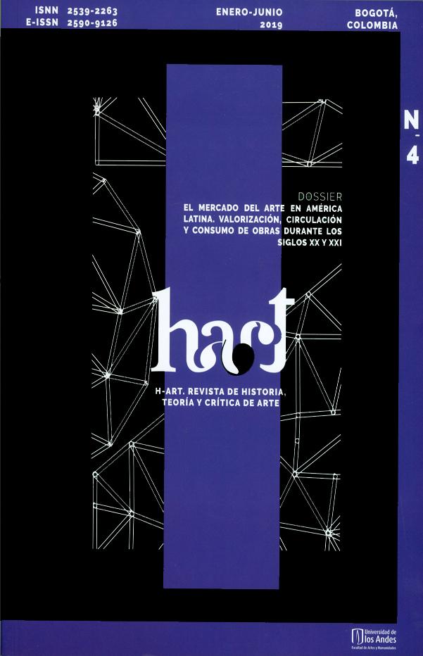 H-ART. Revista de historia, teoría y crítica de arte. No.4 Enero-Junio 2019