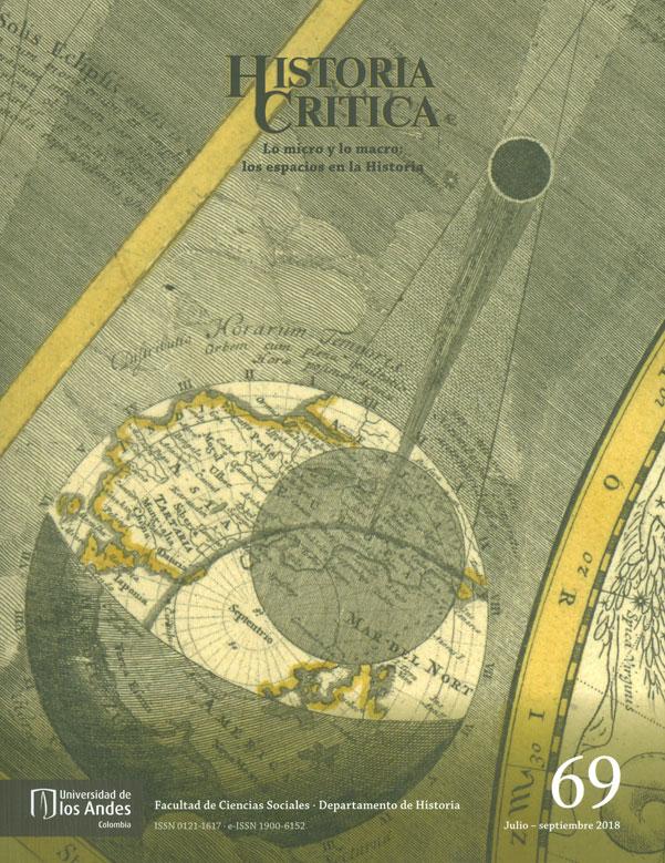 Historia critica. Lo micro y lo macro; los espacios en la historia